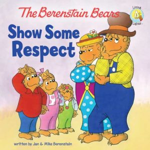 The mother-and-son writing team of Jan and Mike Berenstain teach children how to gain respect and to respect their elders through the iconic characters of the Bear Family. In this new installment to the Berenstain Bears Living Lights series,